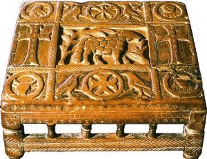 Reading Desk of Saint Radegund