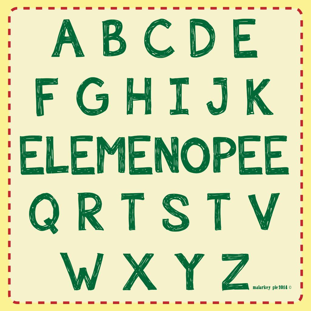 Fun Alphabet!