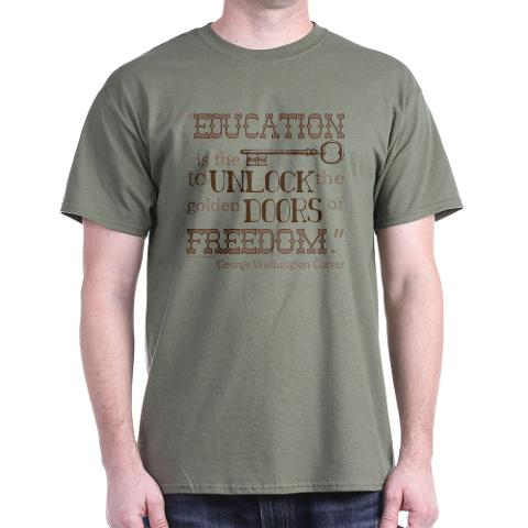 teacher_education_is_the_key_tshirt