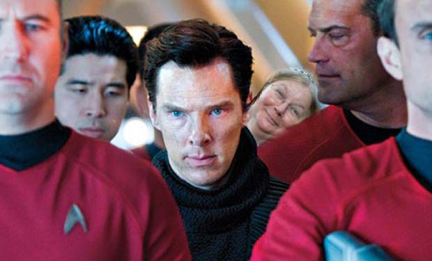 Khan, Red Shirt Bob, and Me. What could go wrong? Worst away mission EVAR!